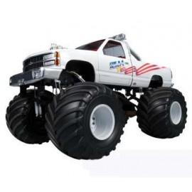 Plastikowy Model Do Sklejania - Monster Truck 4x4 1:25