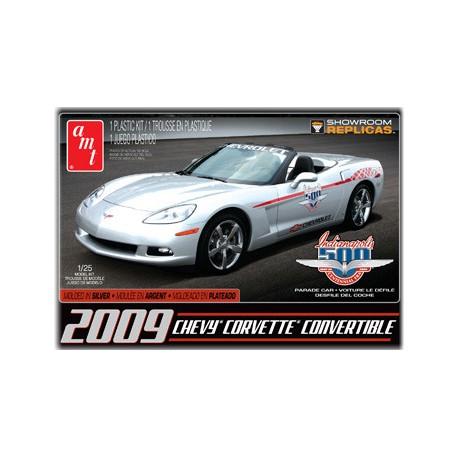 Model Do Sklejania AMT - 2009 Corvette Indy Parade Car