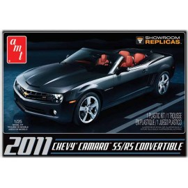 Plastikowy Model Do Sklejania AMT - 2011 Chevy Camaro Convertible