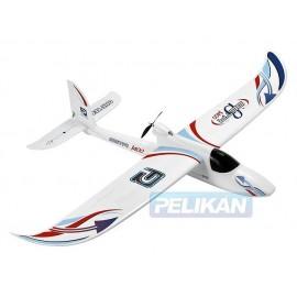 Samolot RC Beta 1400 RTF Pelikan