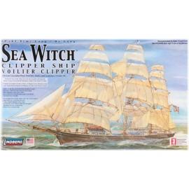 Żaglowiec Sea Witch - Model Plastikowy Do Sklejania