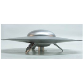 Model Do Sklejania UFO Forbidden Planet C-57D Starcruiser Polar Lights (USA)