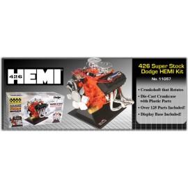 Model Plastikowy Silnika V8 426 Dodge HEMI Super Stock HAWK (USA)