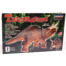Model Do Sklejania Dinozaur Triceratops Lindberg (USA)