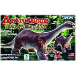 Model Dinozaur Apatosaurus/Brontosaurus Do Sklejania Lindberg