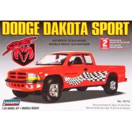 Auto Plastikowe do Sklejania Dodge Dakota Sport Lindberg