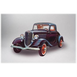 Plastikowy Model Do Sklejania 1934 Ford Coupe Lindberg