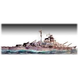 Statek Do Sklejania Okręt Wojenny Bismarck Lindberg