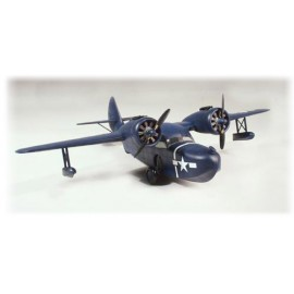 Plastikowy Samolot 0A-9 Goose Do Sklejania Lindberg