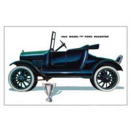 "Model do Sklejania 1925 Ford ""T"" Original Recreation 3w1 Kits AMT"