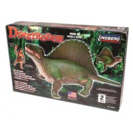 Plastikowy Model Dinozaur Dimetrodon Lindberg