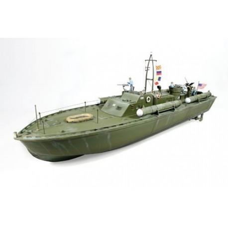 Plastikowy Model Łódź Patrolowa PT-109 Lindberg