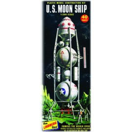 Model Plastikowy U.S. MOON SHIP Lindberg