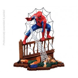 Model Do Sklejania Figurka SPIDER-MAN Polar Lights