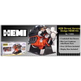 Plastikowy Model Silnika V8 426 Dodge Street HEMI HAWK