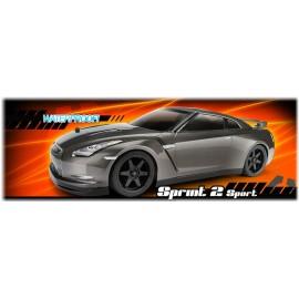 Samochód rc Nissan GT-R / R35 Sprint 2 Sport HPI 2,4GHz RTR