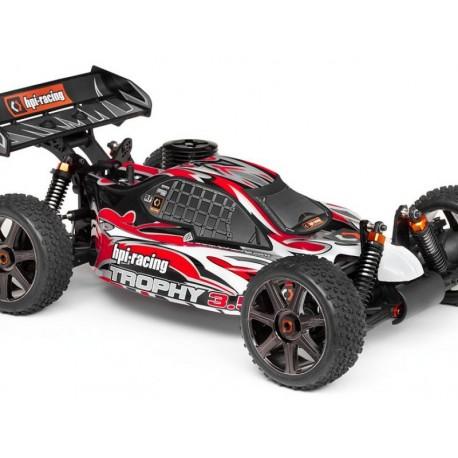 Auto Spalinowe HPI Trophy 3.5 Buggy RTR 2.4GHz