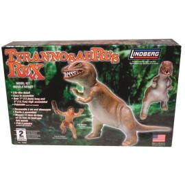 Model Plastikowy Do Sklejania Dinozaur Tyrannosaurus Rex Lindberg