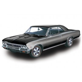 Model plastikowy 1966 Chevy Chevelle SuperSport Lindberg