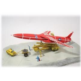 Model Do Sklejania Amerykański pocisk międzykontynentalny SNARK Lindberg
