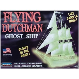Model Plastikowy Flying Dutchman Ghost Ship Lindberg