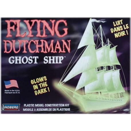 Model Plastikowy Flying Dutchman Ghost Ship Lindberg