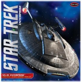 Model Do Sklejania Scale Star Trek Enterprise Polar Lights