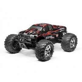 Auto rc Savage Flux HP Monster Truck HPI 2,4 Ghz