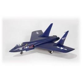 Model Plastikowy Samolot F7 U1 Cutlass Lindberg