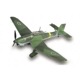 Model Plastikowy Do Sklejania Lindberg (USA) Samolot Junkers JU-87 Stuka( Kod: 70508 )