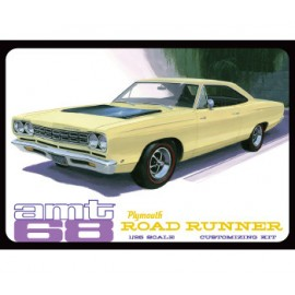 Model plastikowy 1968 Plymouth Roadrunner AMT
