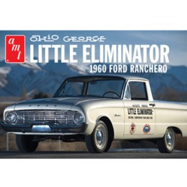 "Model Do Sklejenia 1960 Ford Ranchero ""Ohio George"" AMT"