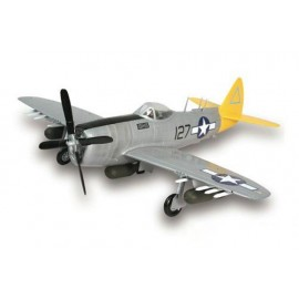 Plastikowy Model Do Sklejania Samolot P-47 Thunderbolt Lindberg