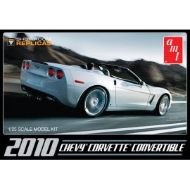 Model Do Sklejania 2010 New Corvette Convertible AMT