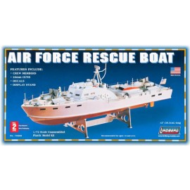 Model Plastikowy Air Force Rescue Boat Lindberg