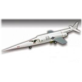 Plastikowy Model Samolot Douglas X-3 Stiletto Lindberg