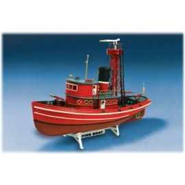 Model Do Sklejania Fire Boat Lindberg