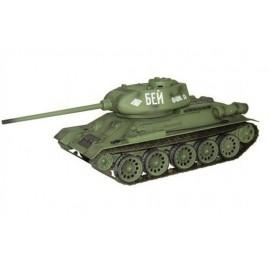"""Sterowany Czołg rc T34/85 """"Rudy 102"""" Metal Stal 2,4GHz"""
