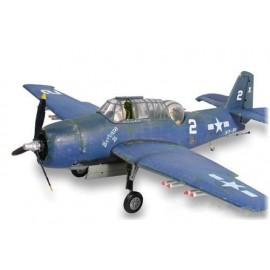 Model Plastikowy Samolot TBF Avenger Lindberg