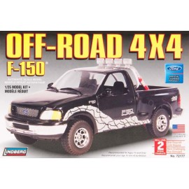 Model do Sklejenia Ford F-150 Off Road 4x4 Lindberg