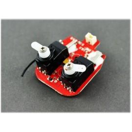 Elektronika - Odbiornik 2,4GHz Do Helikoptera Syma F3