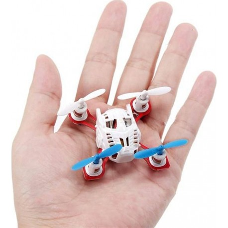 Quadrocopter Aircraft Mini Dron Nano Gyro 2.4Ghz 4CH