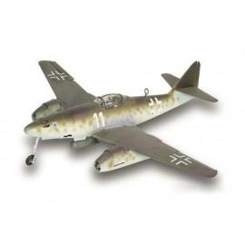 Plastikowy Model Odrzutowiec Messerschmitt ME-262 Lindberg