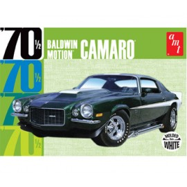 Model do sklejania Baldwin Motion 1970 Chevy Camaro - Ciemny zielony AMT