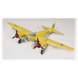 Model Do Sklejania Samolot Samolot Junkers JU-88 Lindberg