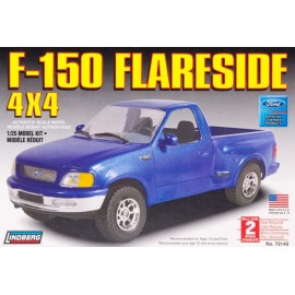 Auto plastikowe Ford F-150 Flareside 4x4 Lindberg
