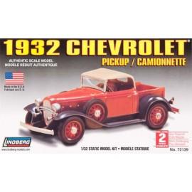Auto plastikowe 1932 Chevy Pickup Lindberg