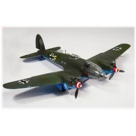 Samolot Do Sklejania Heinkel HE-111 Lindberg