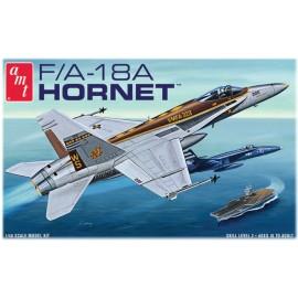 Samolot Plastikowy Myśliwiec F/A-18 Hornet Fighter Jet AMT