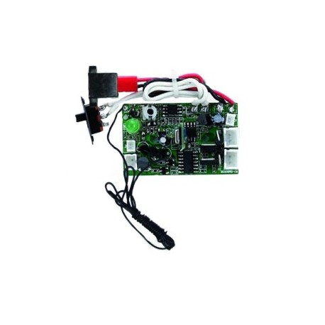 9101-23 Elektronika Odbiornika 40 Mhz